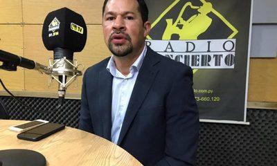 """Ulises dispara: """"Si es por corrupción, el gabinete completo de Mario Abdo tiene que estar en Tacumbú"""""""