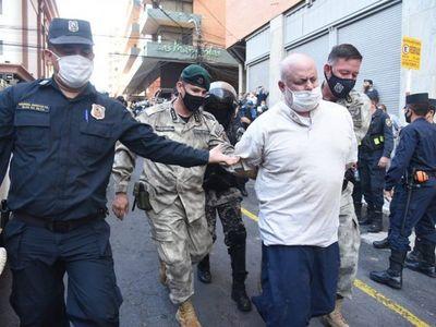 Jueza ordena arresto domiciliario para Paraguayo Cubas