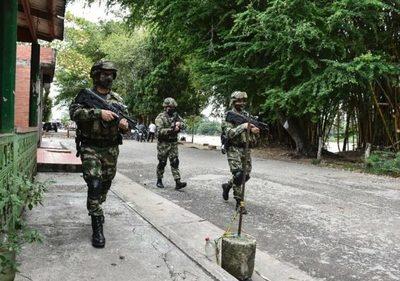 Conflicto en frontera colombo venezolana está en control, según militares