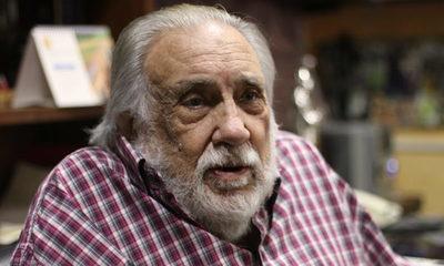 Humberto Rubín venció al coronavirus