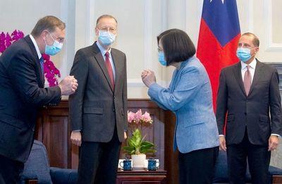 """EE.UU. flexibilizará los contactos con Taiwán sin """"romper"""" con China Popular"""