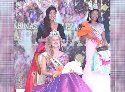 Crónica / CORONA PARA BRASIL ¿Aparece una Miss Paraguay mbatara?
