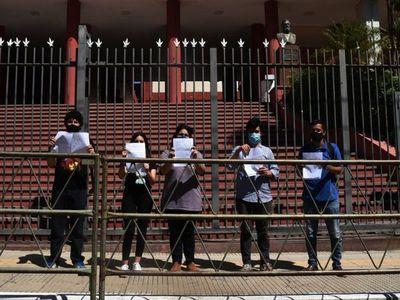 ANR gestionó unas 52 desafiliaciones tras manifestaciones