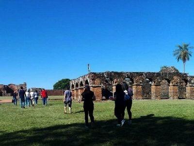 Santísima Trinidad, en Itapúa, recibe  visitantes en modo Covid