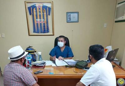 Municipio transferirá G. 1.500 millones para equipar nuevo pabellón del Hospital de Luque •