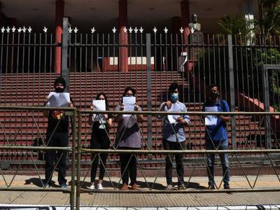 ANR gestionó desafiliaciones tras manifestaciones – Prensa 5