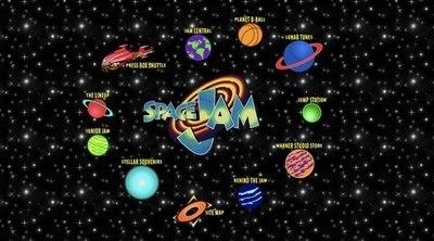 Cultura pop nostalgia: la web de Space Jam 1996 sigue viva