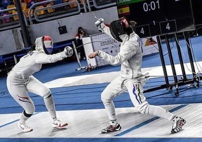 Viveros suma importantes puntos de cara a los Juegos Olímpicos