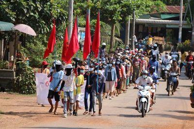 Más de 80 muertos en Birmania, en medio de llamados a la ONU