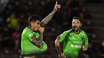 Darío Lezcano, gol, asistencia y penal errado en la victoria de Juárez
