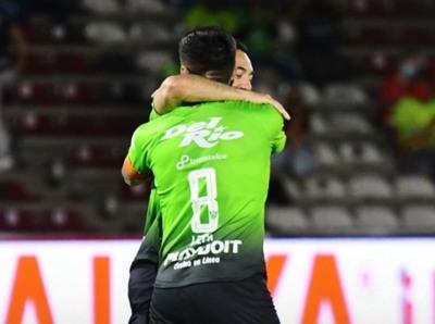 Darío Lezcano anota en la victoria de Juárez