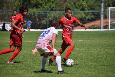 Emotivo empate entre Fernando de la Mora y San Lorenzo