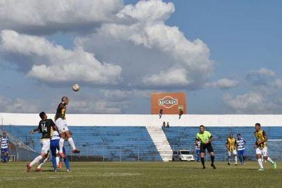 Mal debut del Sp. 2 de Mayo; empate con sabor a derrota ante un equipo recién ascendido del Nacional B