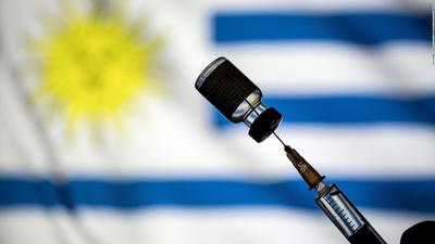 Uruguay superó el millón de vacunados contra el COVID-19