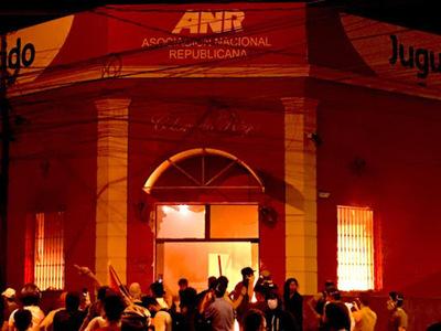 Imputada por quema de Colorado Róga no será trasladada a penitenciaría de Encarnación