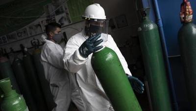 Mueren 15 personas con coronavirus por falta de oxígeno en un pueblo del norte de Perú