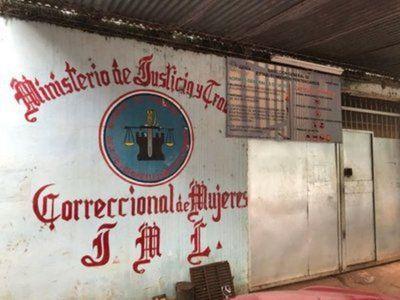 Disponen cierre de la cárcel de mujeres de CDE por casos de Covid-19