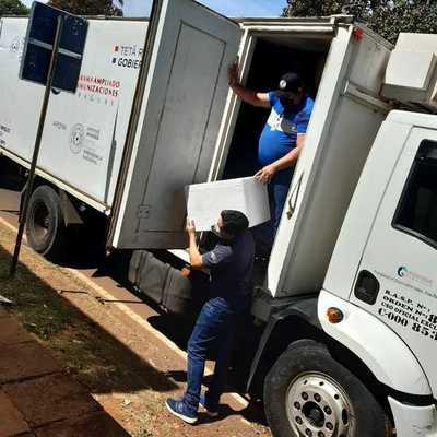 Covid-19: Anuncian inicio de vacunación de adultos mayores en Alto Paraná