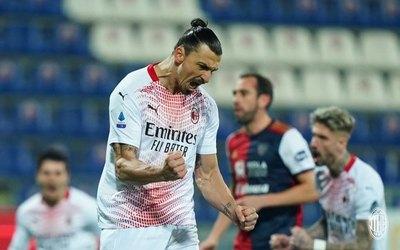 Ibrahimovic está 'muy cerca' de renovar con el Milan