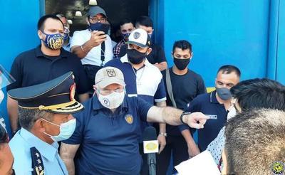 Papelón en el Sportivo Luqueño: Reeligen a Celso Cáceres en asamblea trucha •