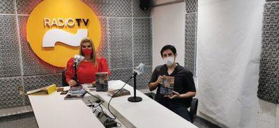 """Manuel Vegega presenta su libro """"512 La Tierra Sin Mal"""""""