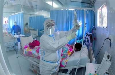 Más de 1.600 nuevos contagiados y 51 muertes por COVID-19