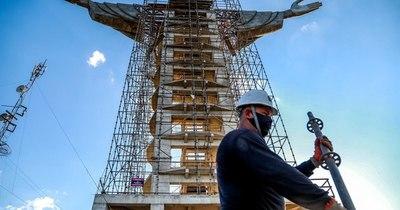 La Nación / Brasil tendrá un nuevo Cristo gigante, más alto que el de Río