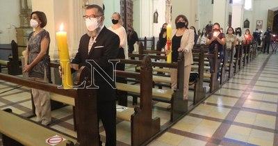 La Nación / Líderes religiosos piden unirse y ser solidarios ante la crisis del covid