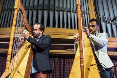 El arpa paraguaya llega hoy al Festival de Edimburgo