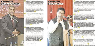 Abdo Benítez y Cartes vetaron el  autoblindaje por inconstitucional