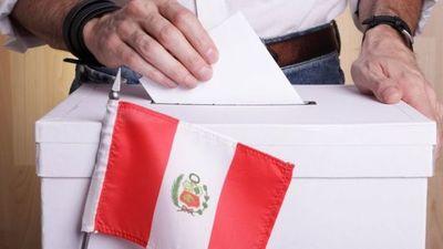 Perú elegirá a su nuevo presidente, en medio de uno de los momentos más críticos de la pandemia