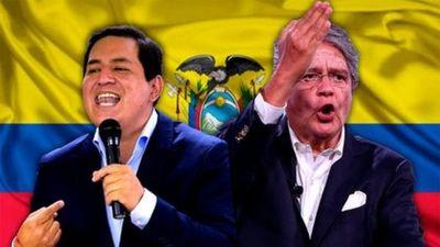 Ecuador elige Presidente entre un reformista pro mercado o el regreso del correísmo