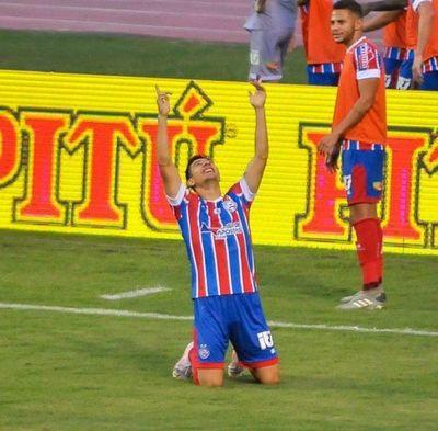 Óscar Ruiz marca en su primer partido con el Bahía