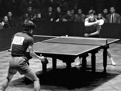 ¿Cómo el tenis de mesa cambió el mundo hace 50 años?