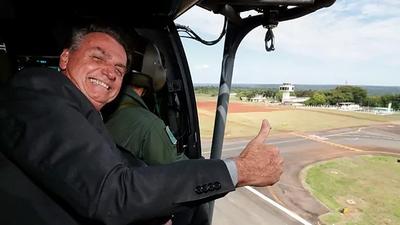 """Bolsonaro sobre las muertes en Brasil: """"No vamos a llorar por la leche derramada"""""""