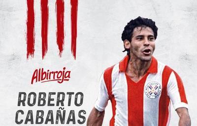 Recuerdan al gran Roberto Cabañas en el día de su nacimiento