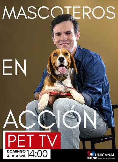 PET TV: ¡Las mascotas invaden la gran pantalla de Unicanal!