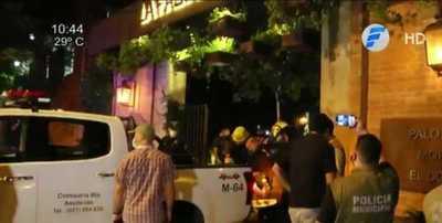 Funcionarios municipales intervienen locales con fiestas clandestinas