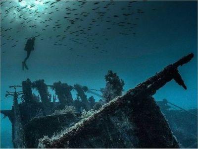 Hallan restos y mercancías de un navío del siglo XVIII en el Mar Rojo