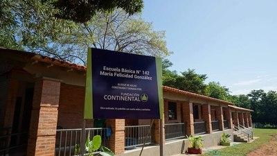Banco Continental apoya la educación