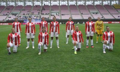 Jugadoras de la Selección Paraguaya exponen a machistas