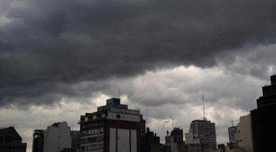 Alerta de tormentas eléctricas para 11 departamentos