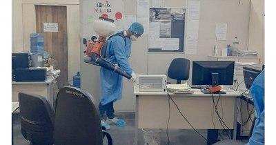 La Nación / Ventilación antes que sanitización: riesgo de contagio de COVID-19 por superficie contaminada es muy bajo