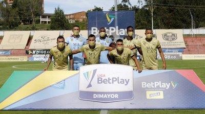 ¡Insólito! Un equipo de Primera en Colombia juega con 7 jugadores