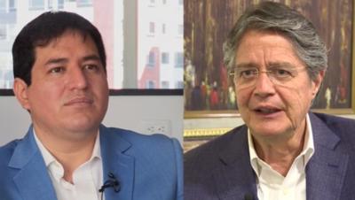 Balotaje en Ecuador: Hasta ahora, Lasso obtiene el 53% de los votos frente al 46,6% de Arauz