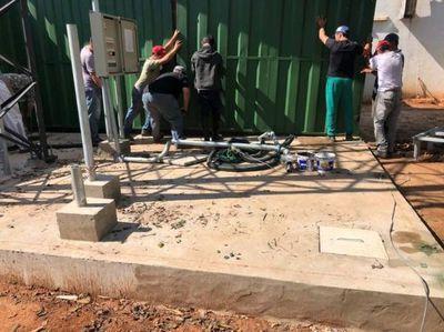 Intendente de Caacupé intenta desmantelar de forma arbitraria torre de telefonía, denuncian