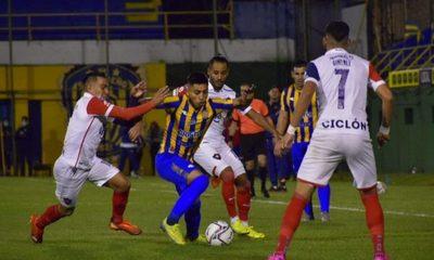 Sportivo Luqueño y Cerro Porteño empatan en un partido de colección