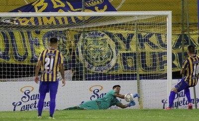 Martínez salva a Cerro, que desaprovecha la chance de ser líder