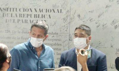 Nakayama se convierte en único precandidato del PLRA a la Intendencia de Asunción