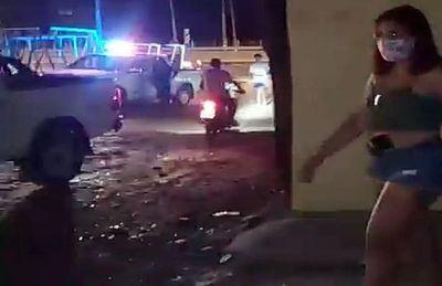 Ministerio Público abre causa penal por una fiesta clandestina en Capiatá